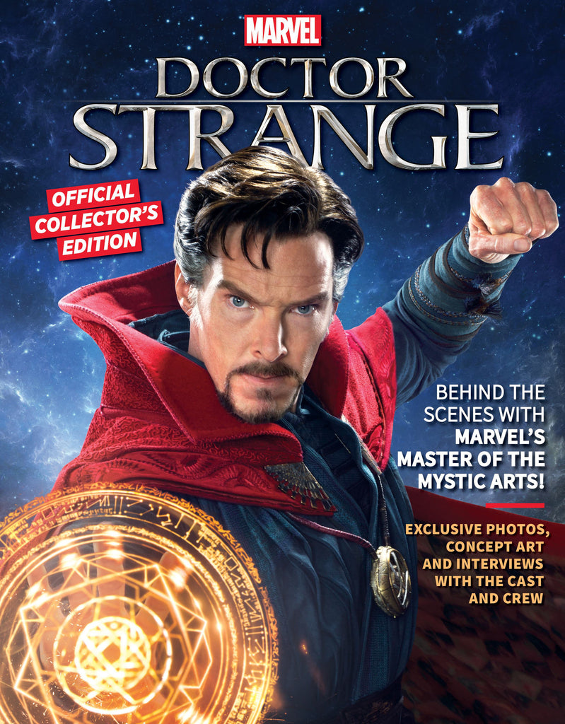 Marvel: Doctor Strange—Official Collector's Edition