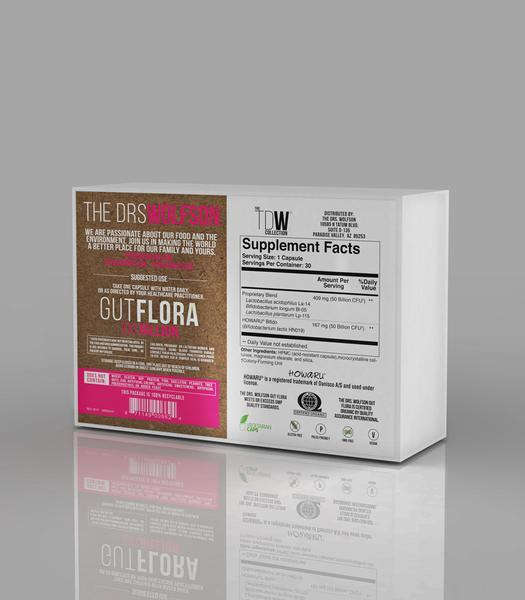 Gut Flora 100 Billion