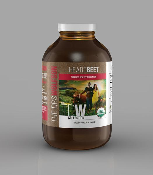 3 Heart Beet Powder