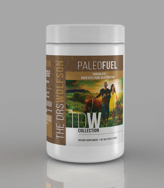 Paleo Fuel Chocolate