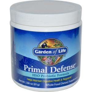 Primal Defense HSO Probiotic formula 2.86 oz. (81g)