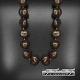"ACC: Kukui Nut 36"" Bead Necklace"