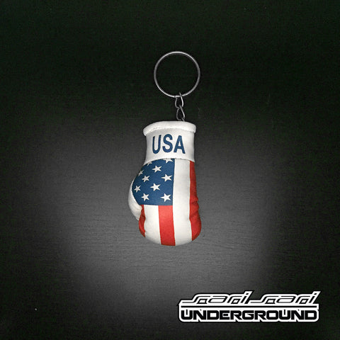 ACC: USA - Gloves Keychain