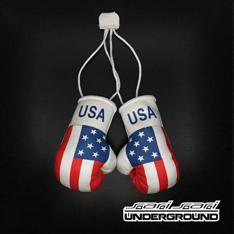 Auto: USA - Rear View Gloves