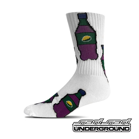 FW: Lean Socks - White