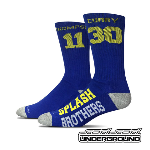 FW: Splash Brothers - Blue & Yellow