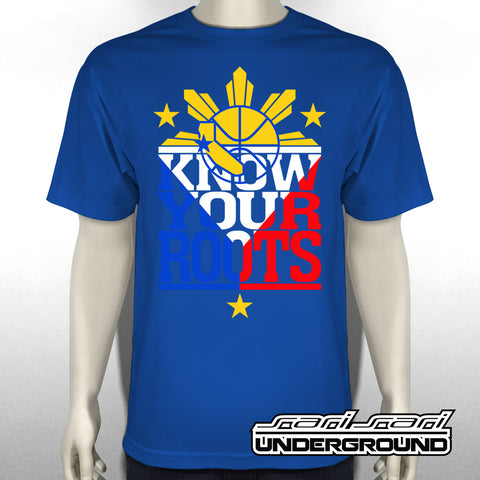 S3S: Know Your Roots Warriors Tee