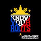 S3S: Know Your Roots Tee