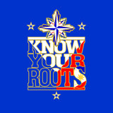 S3S: Know Your Roots Mariners Sun Tee
