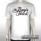 TBF: The Bays Finest on White Tee