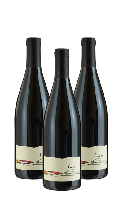 Lucie Bacigalupi Vineyard Russian River Valley Pinot Noir Vertical
