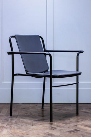 Pair of Armchairs by Mario Marenco for Poltrona Frau