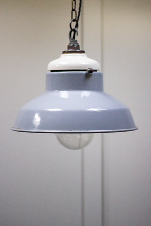 Benjamin Industrial Light Enamel & Glass