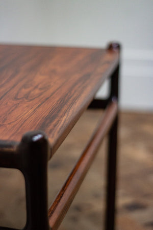 Johannes Andersen Rosewood Coffee Table
