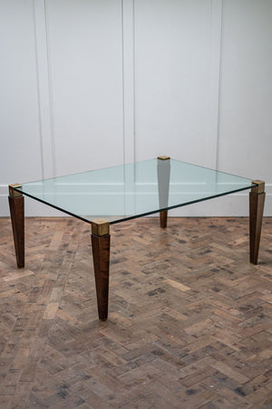 Peter Ghyczy T56 Coffee Table, 1990s.