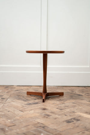 A Mid-century Modern Teak Side Table by Hans C Andersen for Artek, 1960s.
