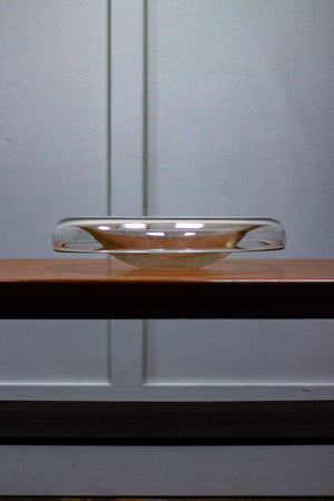 Alfredo Barbini Glass Bowl for Murano