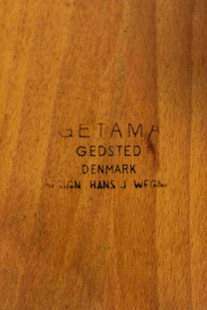 Hans J Wegner Coffee Table for GETAMA