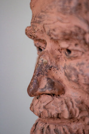 Terracotta Bust of a Gentleman