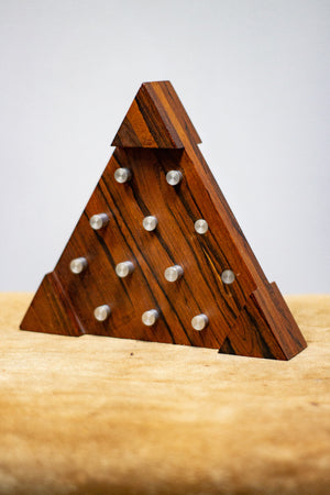 Mid Century Triangular Object