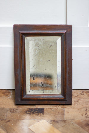 Small Distressed Mirror