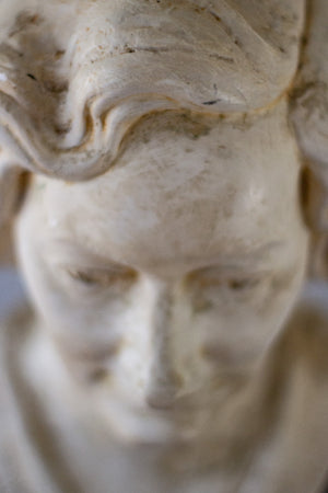 Plaster Bust of a Lady