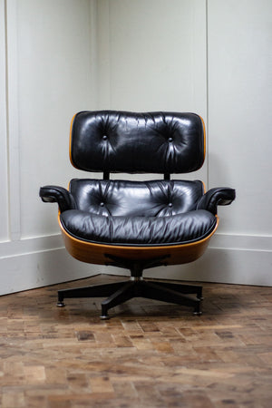 Original Charles & Ray Eames Lounge Chair by Herman Miller