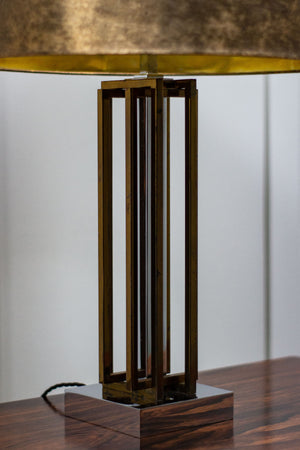 Italian Midcentury Will Rizzo for Lumica Lamp, 1970