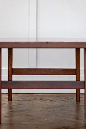 Rosewood Coffee Table of Danish Design 1960s
