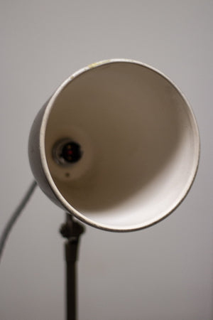 A Mid-century desk lamp by Terence Conran, known as the Maclamp, 1960s.