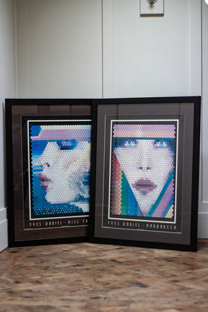 Pair of Posters by Yves, Daniel