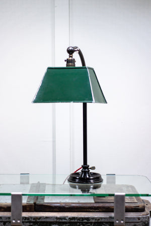 Metal Desk Lamp by Typerlite 1930