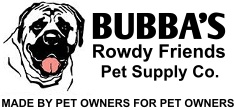 Bubba's Rowdy Friends Pet Supply Company