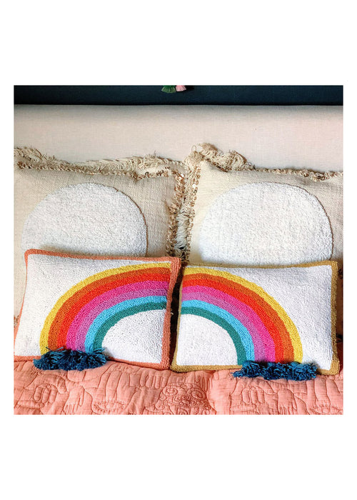Bow Hook Pillow