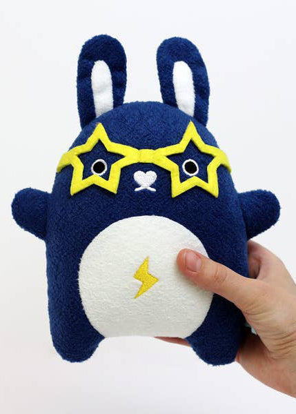 Plush Toy - Ricejagger - Blue