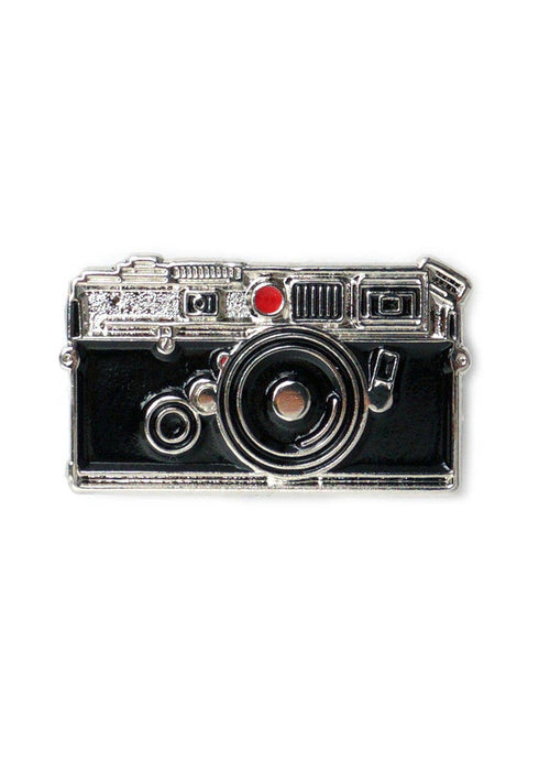 M6 Camera Enamel Pin