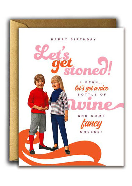 Get Stoned Card