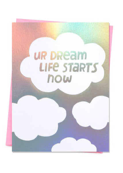 Ur Dream Life Card