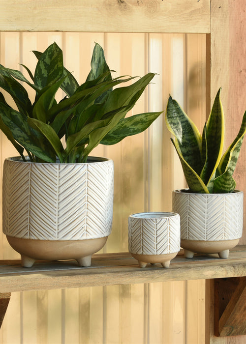 Ramos Chevron Pot