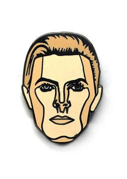 Bowie - Thin White Duke Pin