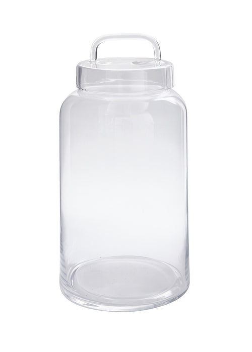 Novalie Glass Jar