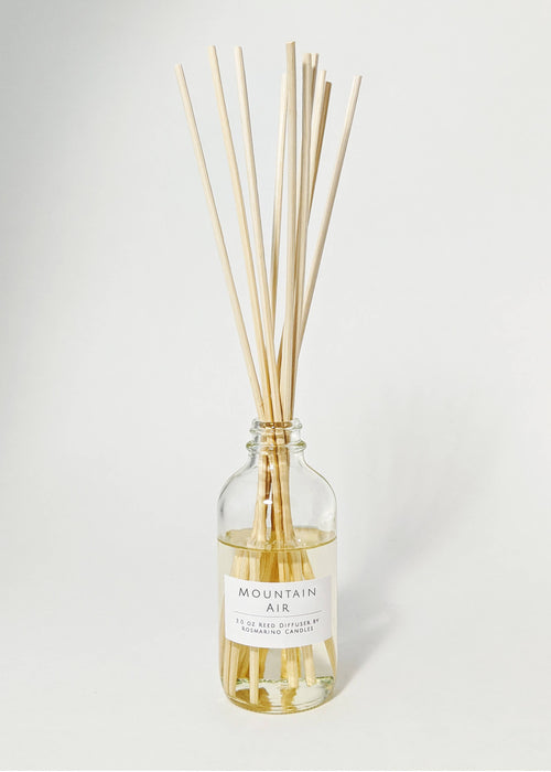 Reed Diffuser - Mountain Air