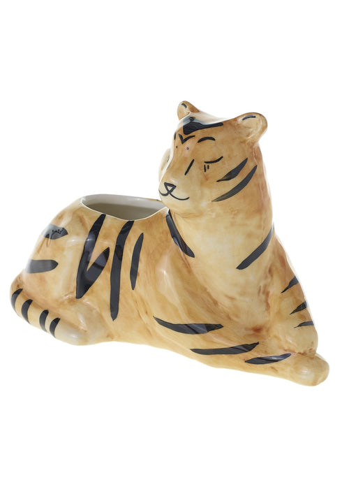 Exotic Tiger Planter