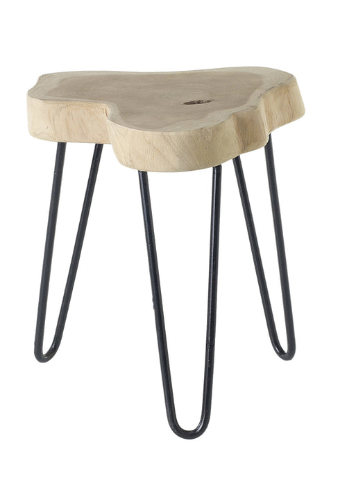Teakwood Side Table