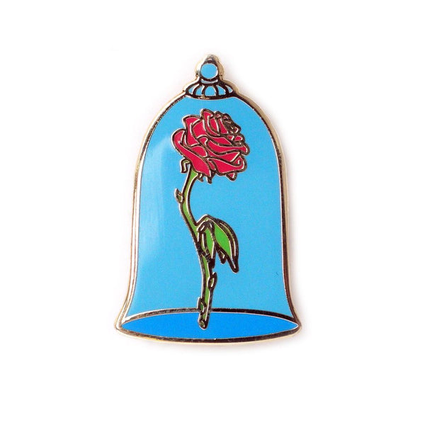 Enchanted Rose Pin