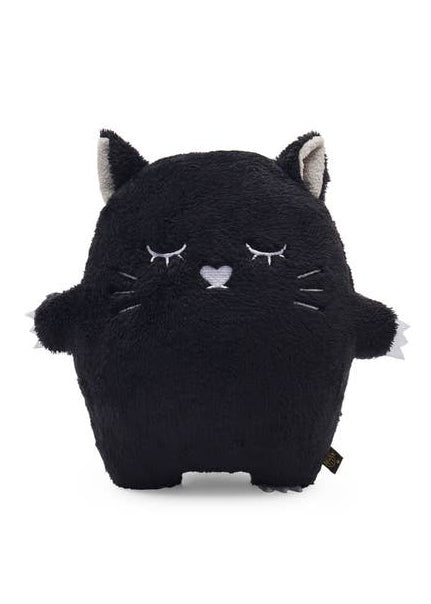 Cushion - Ricemomo Cat - Black