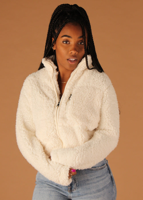 Popcorn Fleece Jacket