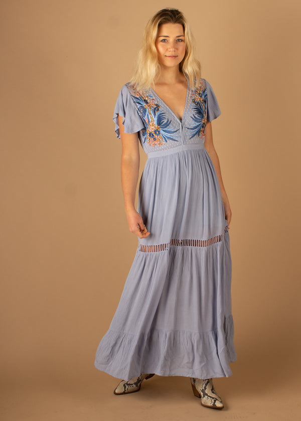 Daph Dress Chambray