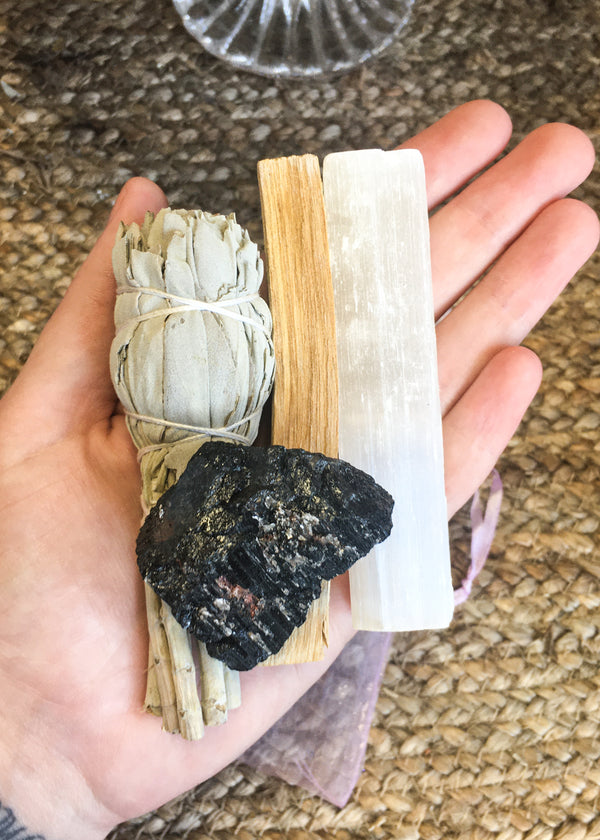 Purification Smudge Kit
