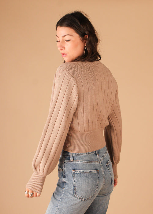 Adore You Cropped Sweater